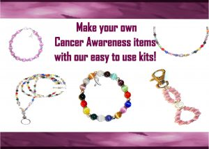Cancer Awareness Jewelry Kits