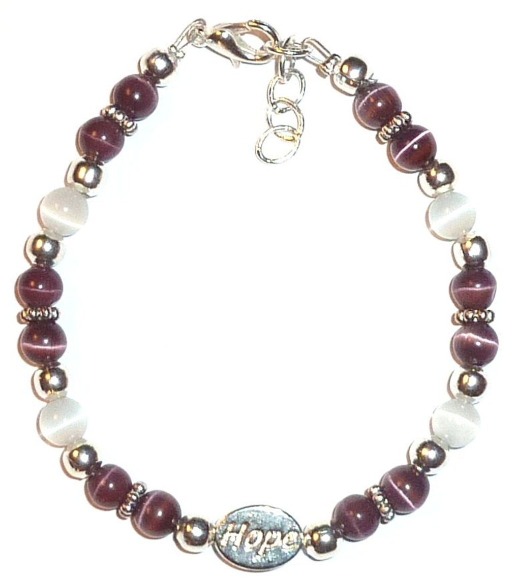 Alzheimer's Awareness Bracelet  6mm  With Clasp. Texas State Rings. Ruby Jewelry. Childrens Jewellery. Lamp Pendant. Amethyst Diamond. Wedding Gemstone. Womens Band Rings. Flower Design Engagement Rings