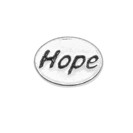 Silver Plated Hope
