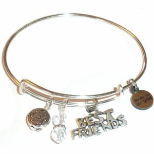 gifts for nurses - bangle bracelet best friends