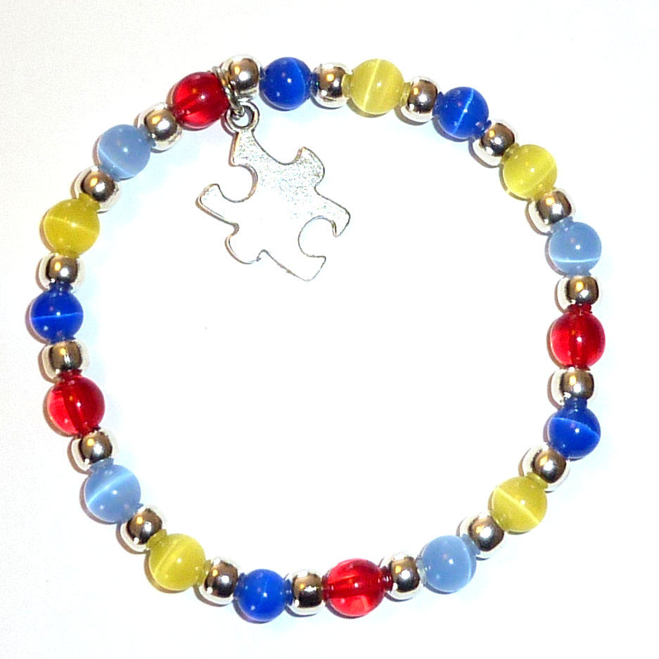 Autism Awareness Bracelet - nursing gift ideas