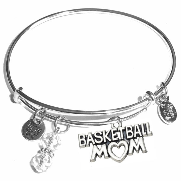 Bangle Basketball Mom
