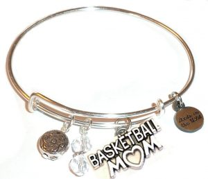 Mother's Day gift - sports charm bracelet