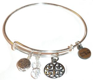 Mother's Day gift idea - bangle bracelet