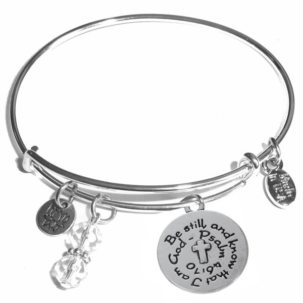 Bangle Be still and know