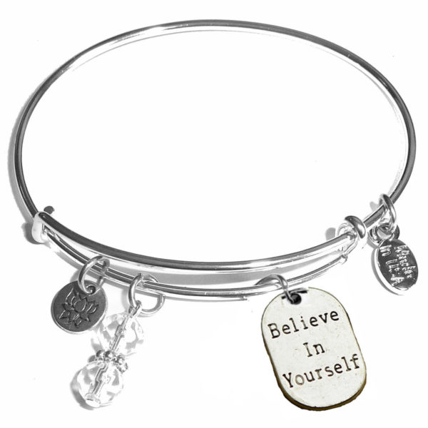 Bangle Belive in yourself