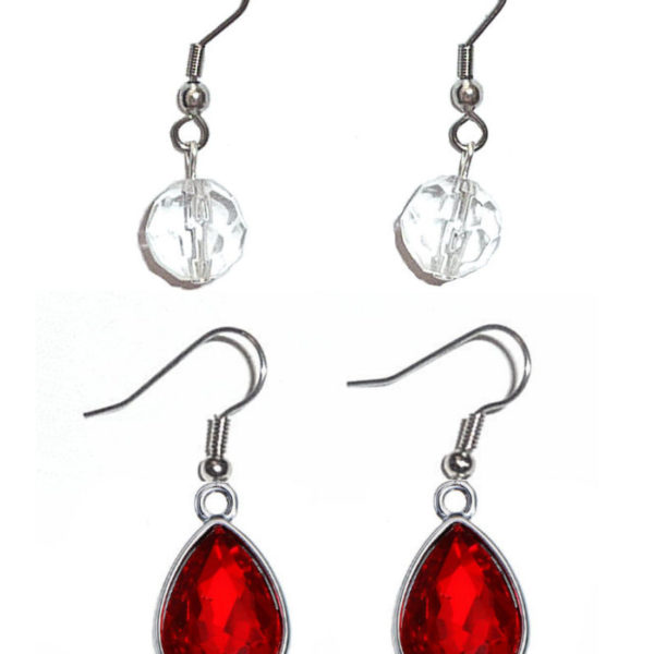 Earrings Birthstone January July