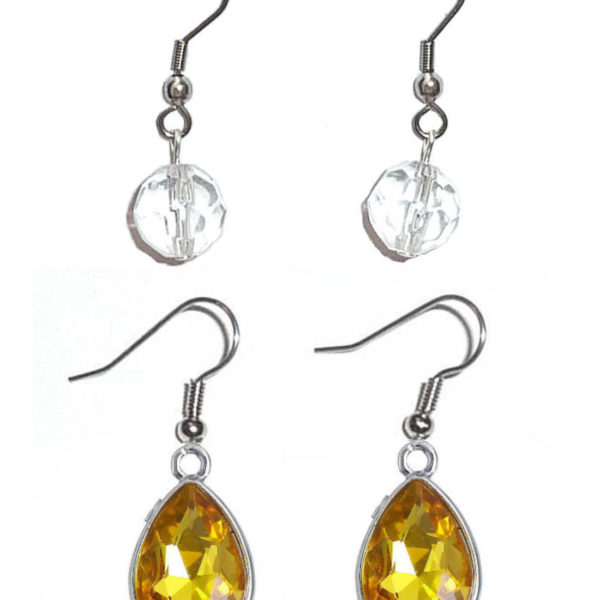 Earrings Birthstone November