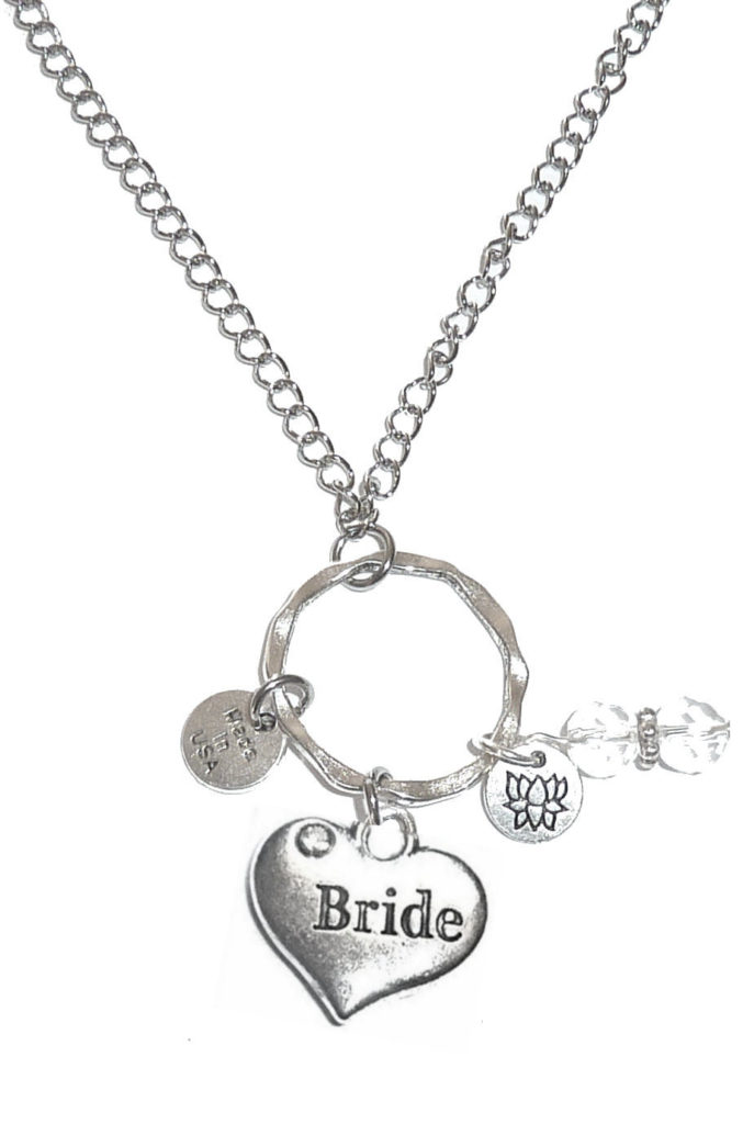 Car Mirror Charms - Bride