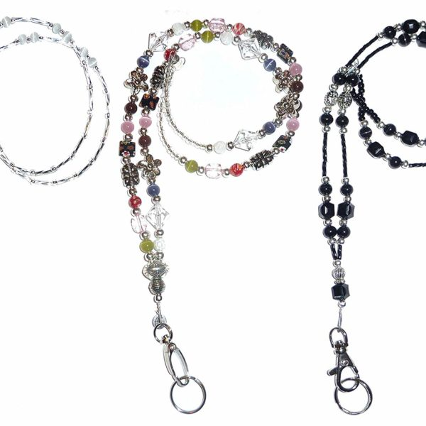 Beaded 3 Pack Magnetic