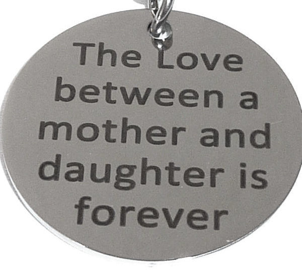 Love between a Mother and Daughter is forever