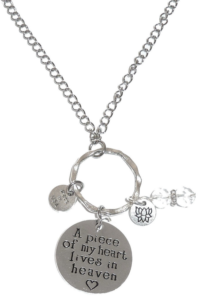 Rearview Mirror Charms - A Piece Of My Heart