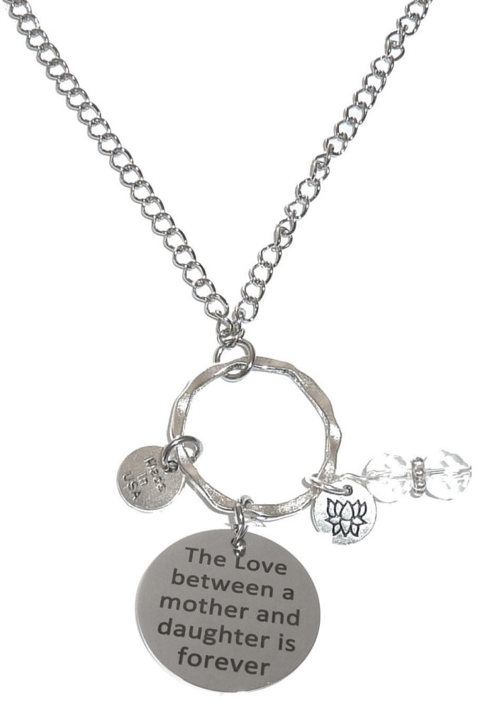 Rearview Mirror Charms - Love Between A Mother & Daughter Is Forever