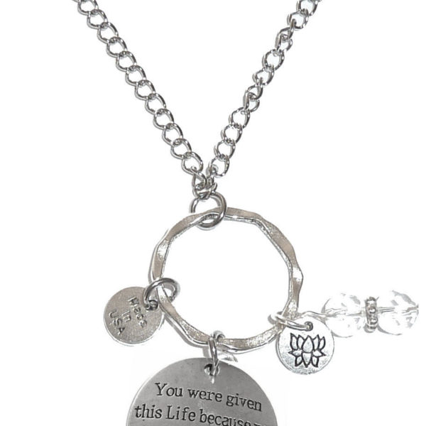 Rearview Mirror Charms - You Were Given This Life